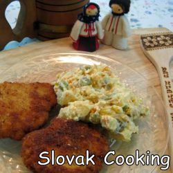 about Slovak food