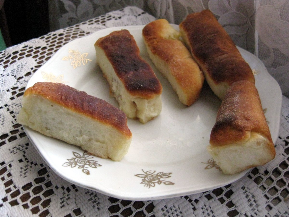 cottage cheese buns tvarohova buchty recipe slovak cooking