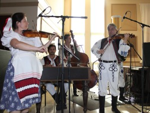 Pajtasi Slovak folk music group