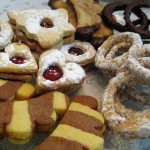 Slovak Christmas cookies