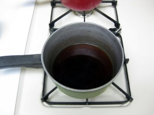 cook coffee on stove top