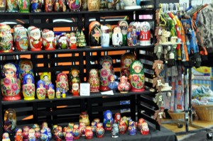 russian matryoshky dolls