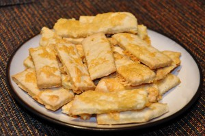 cheese bread stick snacks