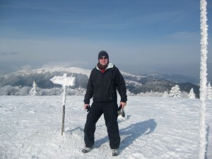 low tatras in winter