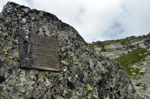 mountain rescue accident memorial